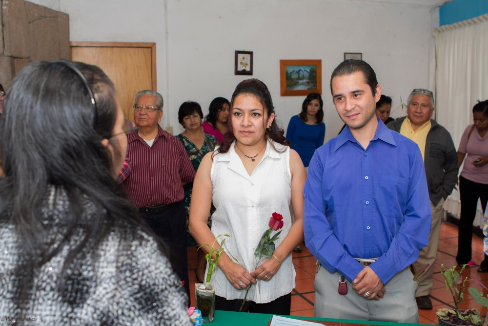 Myriam y Arturo Boda Civil (3/6)