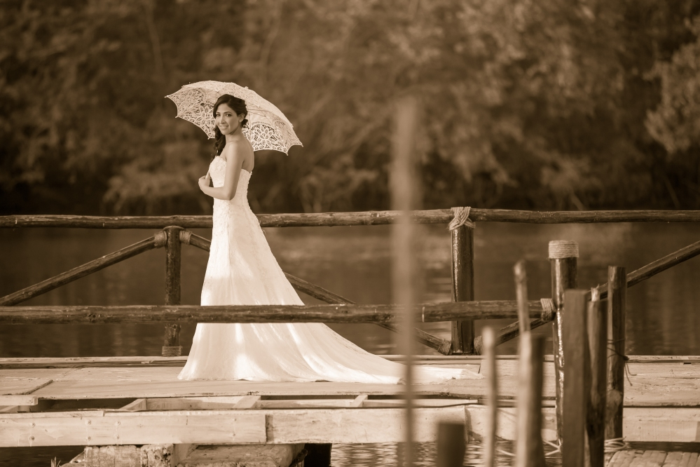 Liz y Mauricio Trash the Dress (2/6)
