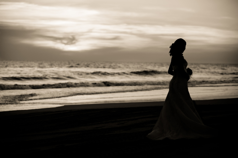 Liz y Mauricio Trash the Dress (6/6)